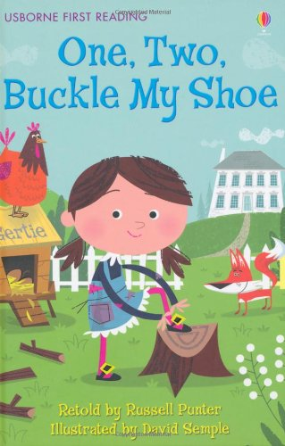 One, two, Buckle my shoe (Usborne First Reading)