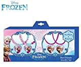 Best Disney Friends For 3 Bracelets - Disney Frozen Necklace and Bracelets Best Friends Jewelry Review