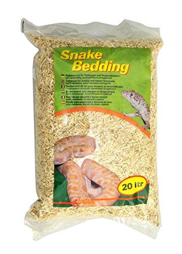 Lucky Reptile SB-20 Snake Bedding, 20 Liter, Bodengrund für Schlangen