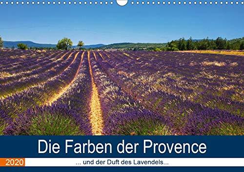 Die Farben der Provence... und der Duft des Lavendels... (Wandkalender 2020 DIN A3 quer): Tiefe sonnige Farben vermitteln den Duft und das Licht der ... (Monatskalender, 14 Seiten ) (CALVENDO Orte) - Provence 4 Licht