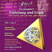 G.W.F. Hegel: Die Enzyklopädie I-III; Hörbuch, 9 Audio CDs