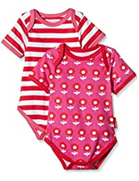 Toby Tiger Baby Girls' Romper