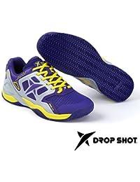 DROP SHOT - Conqueror Tech 4.0, Color Morado, Talla EU 45