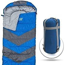 sac de couchage avec coussin