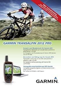 Garmin TransAlpin 2012 Pro grenzüberschreitende Freizeit- und Wanderkarte