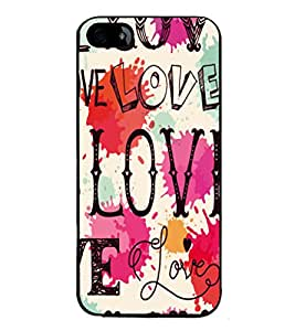 printtech Building Holy Back Case Cover for Apple iPhone 5
