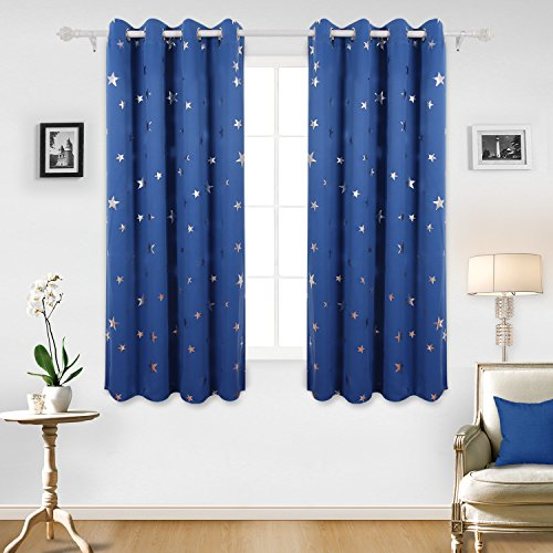 Blackout Curtains for Kids Bedroom: Amazon.co.uk