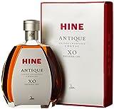 Hine Antique XO Premier Cru Grande Champagne mit Geschenkverpackung  Cognac (1 x 0.7 l)