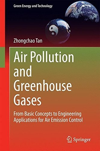 Air Pollution and Greenhouse Gases: From Basic Concepts to Engineering Applications for Air Emission Control (Green Energy and Technology) 2014 edition by Tan, Zhongchao (2014) Hardcover