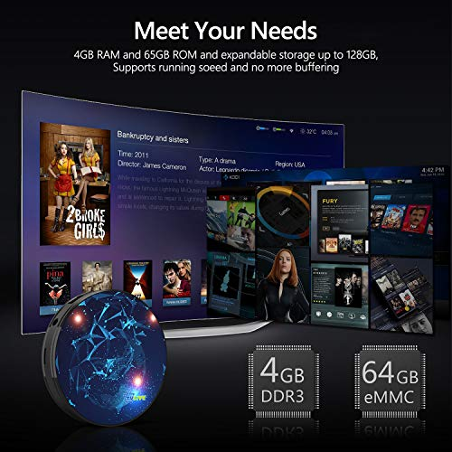 Zoom IMG-3 android 9 0 tv box