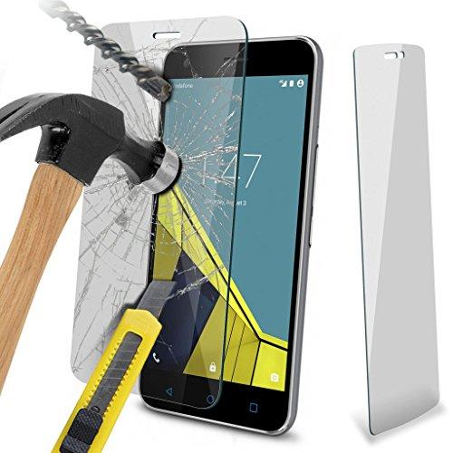 Samsung Galaxy Note 5 Étui Houssecas Phone Holder Universal Support de voiture tableau de bord et pare-brise pour iPhone yi -Tronixs Glass Screen ptotector (1 Pack)