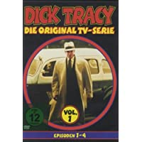 Dick Tracy, Vol. 1