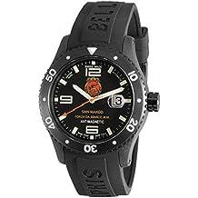 Marina Militare SKACBK10.C - Reloj , correa de goma color negro