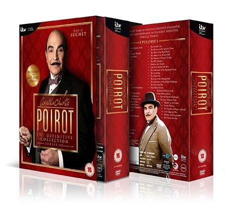 Agatha Christie's Poirot: Comple...