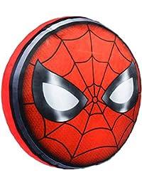 Cerdá Cojin Forma Spiderman, Calentadores para Niños, (Rojo 06), One Size (Tamaño del Fabricante:única)