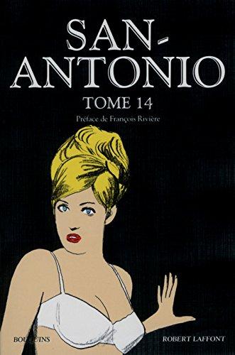 San-Antonio - Tome 14 (14) par Frédéric Dard