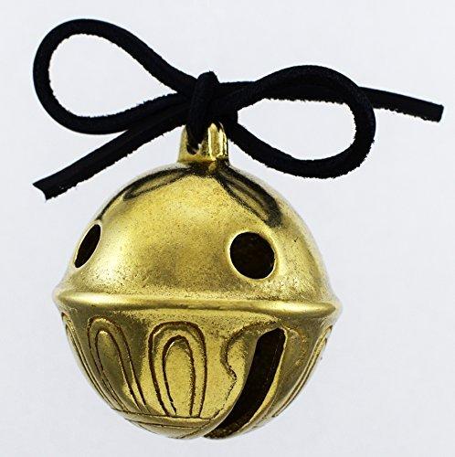 Santa's Sleigh Bells Riesige Weihnachts-Eisschlitten-Glocke, Jingle Bell Express