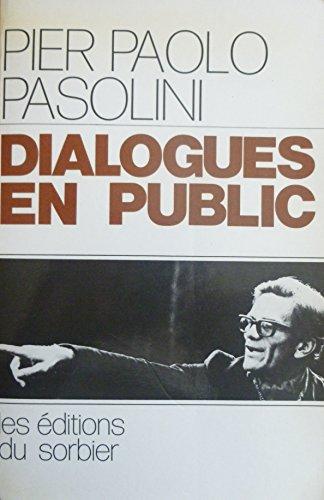 Dialogues en public : 1960-1965