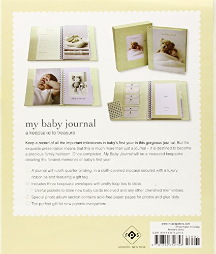 My Baby Journal (Baby Record Book)