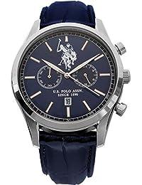 Reloj cronógrafo Pulsera Hombre U.S. Polo Assn. Ambassador usp4411bl