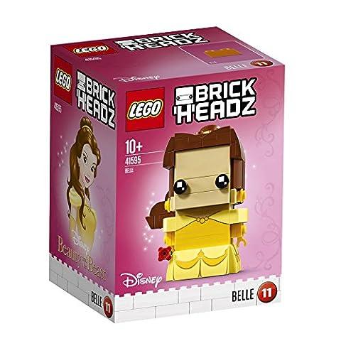 LEGO - 41595 - Brickheadz- Jeu de Construction - Belle