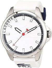 Lacoste Herren-Armbanduhr Analog Quarz Silikon 2010841