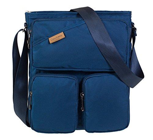 Outdoor peak sac à bandoulière à main voyage loisirs pochette courses scolaire nylon