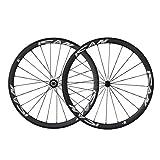 ICAN 38mm Carbon Felge 700C Rennrad Fahrradräder Drahtreifen Shimano oder Sram 10/11 fach