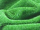 5x Artificial hierba Mats 6ft x 3ft cada (180cm x 90cm cada) de florista greengrocers mercado Stall estera