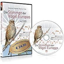 Die Stimmen der Vögel Europas - Sonderedition (PC+Mac)