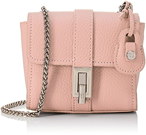 Trussardi Jeans Suzanne Ecoleather Smooth Mini Bag, Sacs bandoulière