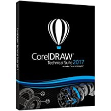 CorelDRAW Technical Suite 2017 - Software de De Diseño Y Gráficos, Windows, Multilingüe, 1 Usuario