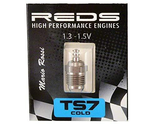 R E D S RACING Candela Turbo Fredda 7 'Made in Japan TS7 - Mugen, ASSOCIATED, LOSI, KYOSHO, Hot Bodies, Carrara, X Ray