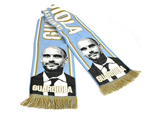Original FC Manchester City Fan Manager/bufanda Pep Guar diola nuevo