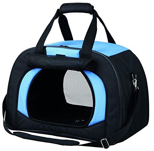 Trixie Bolsa Kilian, 31×32×48cm, Azul/Negro