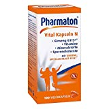 Pharmaton vital N Kapseln, 100 St.