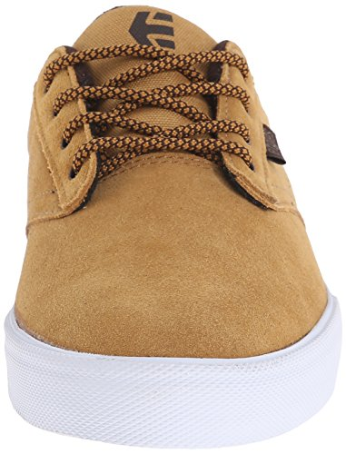 Etnies Jameson Vulc, Chaussures de Skateboard Homme Jaune (Tan Brown White 292)