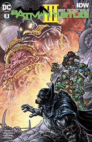 Batman/Teenage Mutant Ninja Turtles III (2019-) #3 (English ...