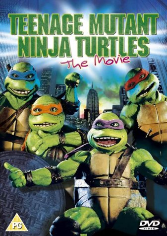 Teenage Mutant Ninja Turtles - The Movie [UK -