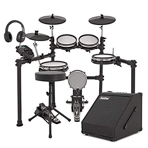 WHD 516-Pro Mesh-E-Drum-Kit & 30W-Verstärker im Paket -