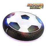 Air Hover Ball Calcio da Interno - Betheaces Pallone da Calcio Fluttuante con LED per Giocare in Casa immagine