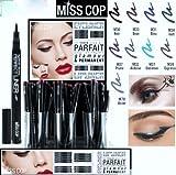 Feutre Eyeliner - Effet Tatouage - N°30 Noir - Miss Cop