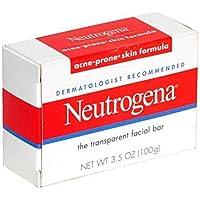 Neutrogena Acne-Prone Skin Formula Transparent Facial Bar 100 ml