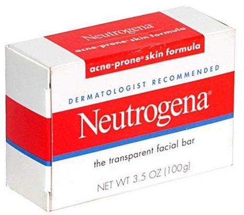 Price comparison product image Neutrogena Acne-Prone Skin Formula Transparent Facial Bar 100 ml