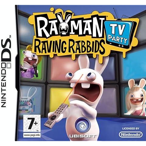 Ubisoft Rayman Raving Rabbids TV Party - Juego (No específicado)