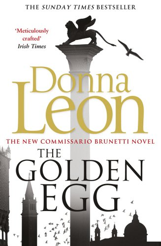 The Golden Egg: (Brunetti 22) - Golden Games Egg