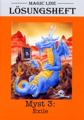 Myst 3 - Exile (Lösungsbuch)