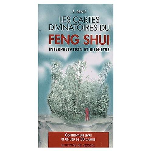 Les cartes divinatoires du feng shui