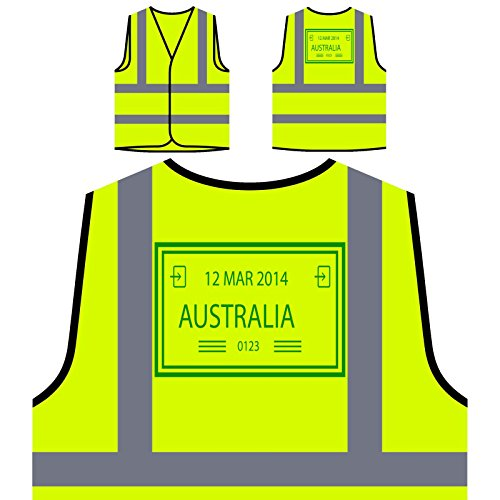 australia-stamp-arrival-12032014-personalized-hi-visibility-yellow-safety-jacket-vest-waistcoat-f991