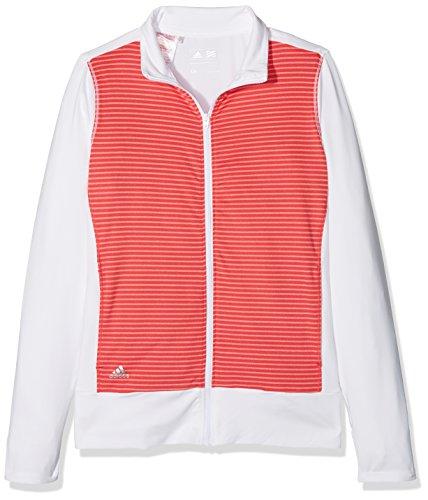adidas bc5684Golf-Jacke, Mädchen 14 Jahre Rosa